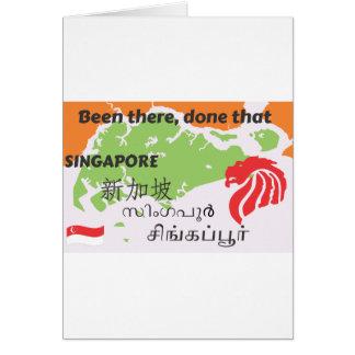 シンガポール カード