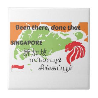 シンガポール タイル