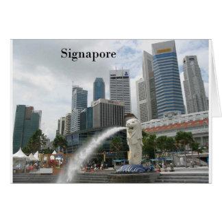 シンガポール(St.K)によって カード