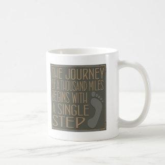 シングル・ステップ コーヒーマグカップ