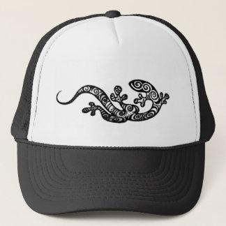 シンシアMc著Hennaのヤモリの帽子の元のスケッチ キャップ