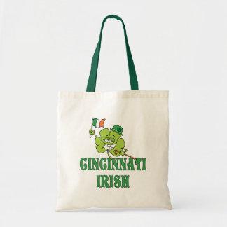 シンシナチのアイルランド語 トートバッグ