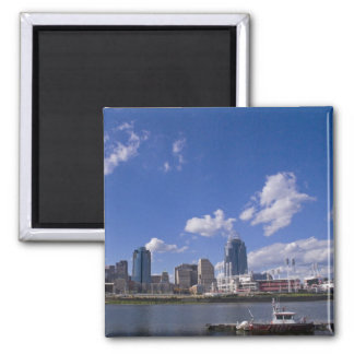 シンシナチの都市景観の磁石 マグネット