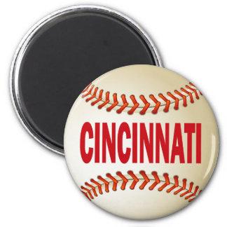 シンシナチの野球 マグネット