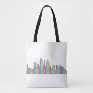 シンシナチ都市スカイライン トートバッグ