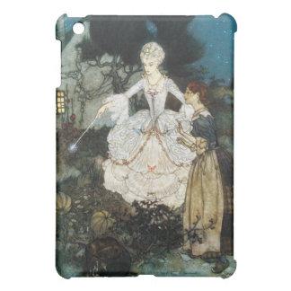 シンデレラおよび妖精 iPad MINI カバー