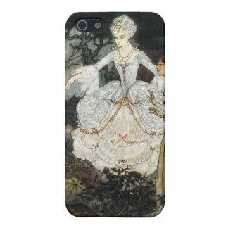 シンデレラおよび妖精 iPhone 5 CASE