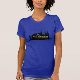 シンドロームのファインダー、看守のTシャツ Tシャツ