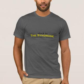 シンドロームのTシャツで付けられる Tシャツ