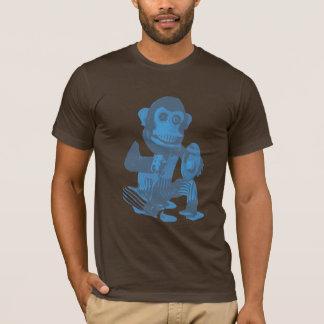 シンバル猿 Tシャツ
