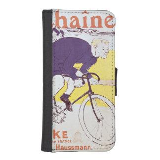 シンプソンの鎖1896年 iPhoneSE/5/5sウォレットケース