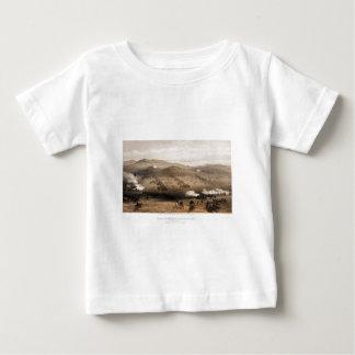 シンプソン著軽騎兵の組の充満 ベビーTシャツ