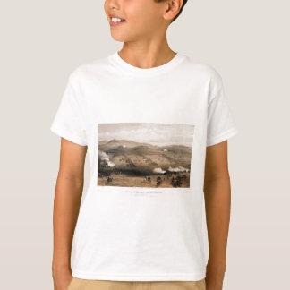 シンプソン著軽騎兵の組の充満 Tシャツ