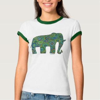 シンプルおよび皆を喜ばせる多彩なデザイン! Tシャツ