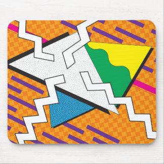 シンプルで幾何学的なマウスパッド マウスパッド