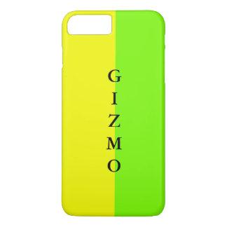 シンプルで粋なiPhoneの場合の春のライムの黄色23 iPhone 8 Plus/7 Plusケース