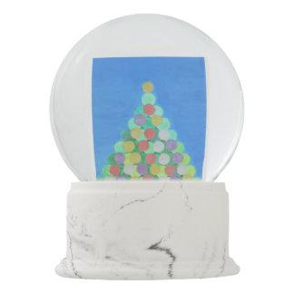シンプルなクリスマスツリーSnowglobe スノーグローブ