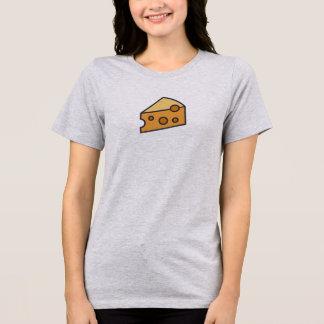 シンプルなチーズアイコンワイシャツ Tシャツ