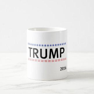 シンプルなドナルド・トランプの2016年のコーヒー・マグ コーヒーマグカップ