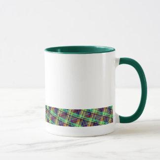 シンプルなマグ(緑) マグカップ