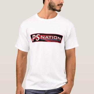 シンプルなロゴのTシャツ Tシャツ