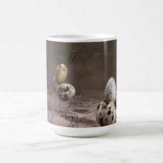シンプルな事-イースター コーヒーマグカップ