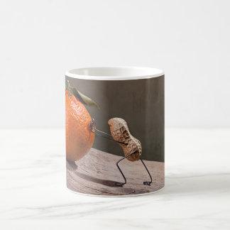 シンプルな事- Sisyphos コーヒーマグカップ