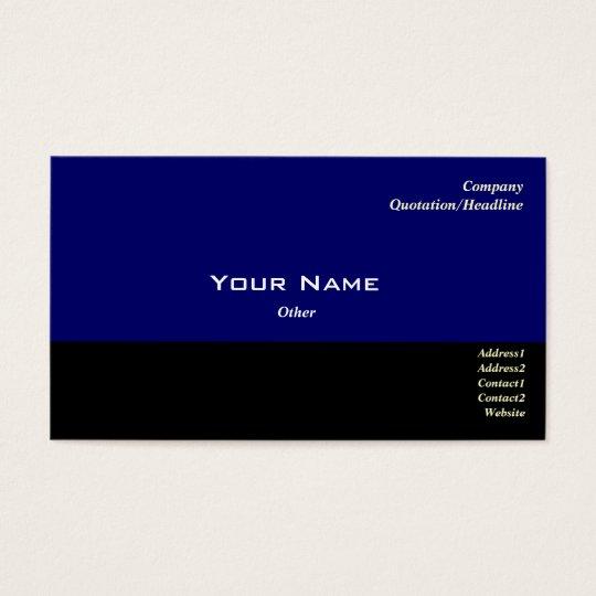 シンプルな名刺 Simple name card 名刺