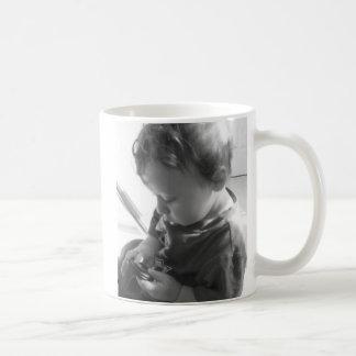 シンプルな娯楽 コーヒーマグカップ