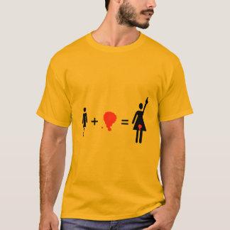 シンプルな数学、期間 Tシャツ