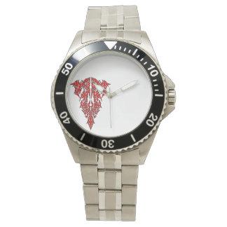 シンプルな種族の腕時計 腕時計