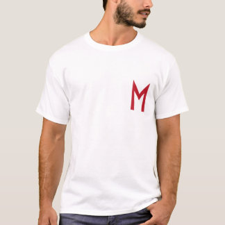 シンプルな競争のTシャツ Tシャツ