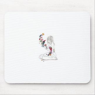 シンプルな美しい マウスパッド