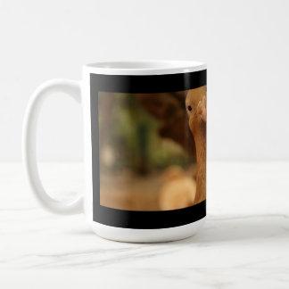 シンプルな鳥のマグ コーヒーマグカップ