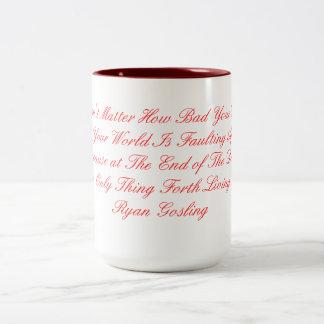 シンプル ツートーンマグカップ