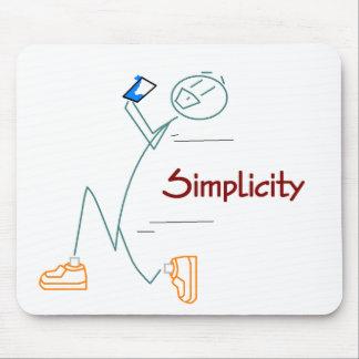 シンプル マウスパッド
