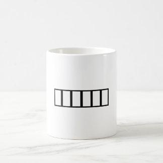 シンプル マジックマグカップ