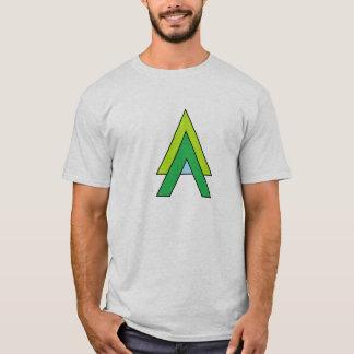 シンプルV Tシャツ