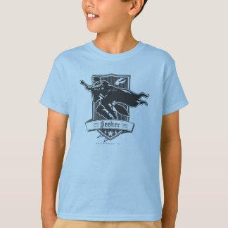 シーカーのバッジ Tシャツ