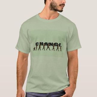 シークの変更 Tシャツ