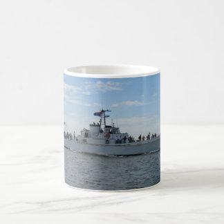 シースカウトの船の挑戦者 コーヒーマグカップ