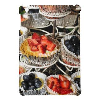 シーズン中のフルーツの果実のタルト iPad MINI カバー