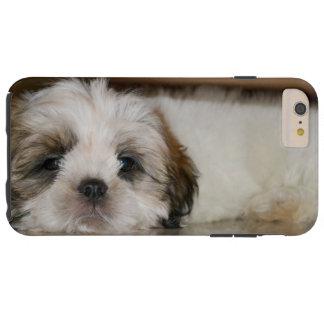 シーズー(犬)のTzuかわいい犬 Tough iPhone 6 Plus ケース