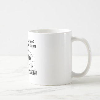 シーズー(犬)のTzuのお母さんのデザイン コーヒーマグカップ