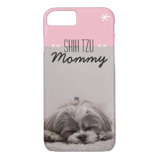 シーズー(犬)のTzuのお母さんのiPhoneの場合 iPhone 8/7ケース