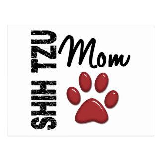 シーズー(犬)のTzuのお母さん2 ポストカード