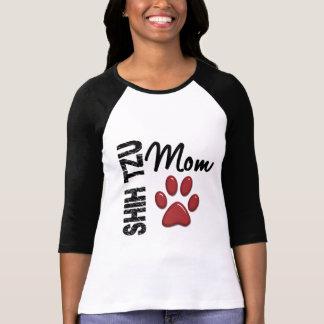 シーズー(犬)のTzuのお母さん2 Tシャツ