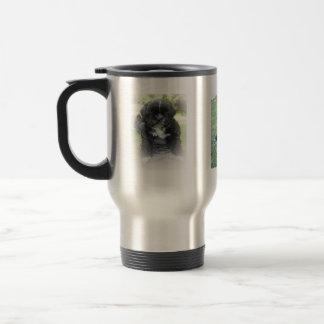 シーズー(犬)のTzuのコーヒー・マグ トラベルマグ