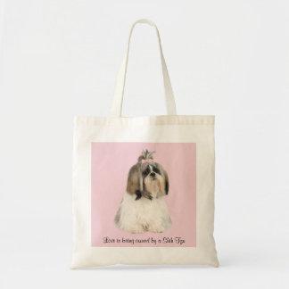 シーズー(犬)のTzuのトートバック トートバッグ