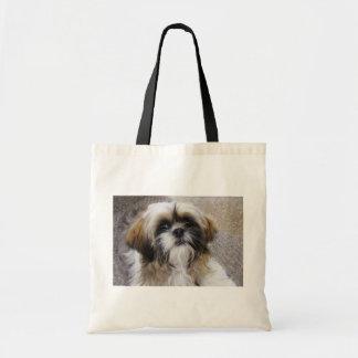 シーズー(犬)のTzuのバッグ トートバッグ